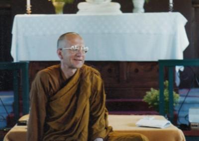 Ajahn Viradhammo 1995