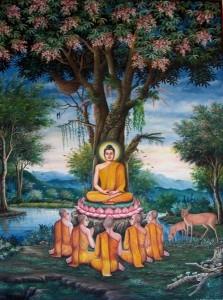 Deer Park Buddha