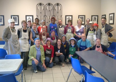 Soup Kitchen Shepherds of Good Hope