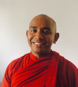 Friday Evening Meeting with Bhante Vijitha - February 1, 2019 @ Quaker House | Ottawa | Ontario | Canada